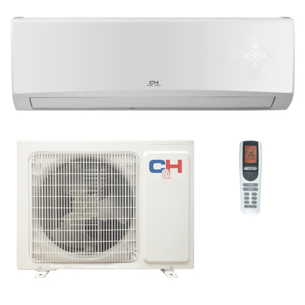 Кондиционер C&H CH-S18FTXE-NG (Wi-Fi) 1