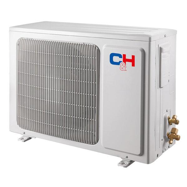 Кондиционер C&H CH-S12XN7S (Silver) 3