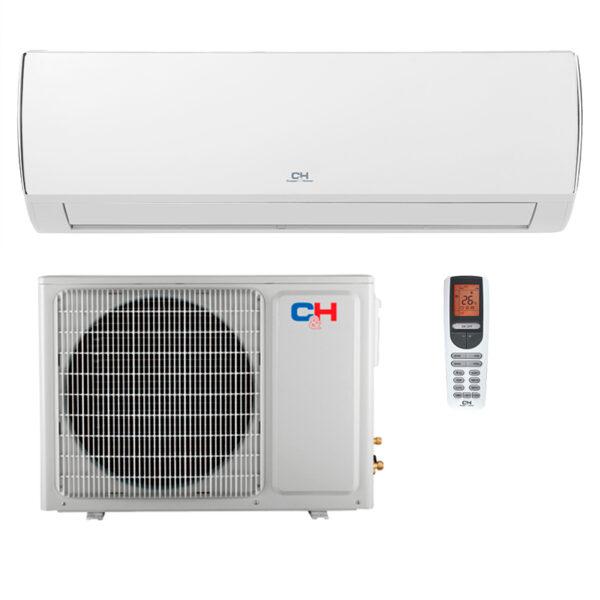 Кондиционер C&H CH-S12FTXQ-NG (Wi-Fi) 1