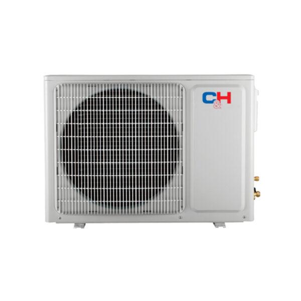 Кондиционер C&H CH-S18FTXAL-SC (Silver) 3