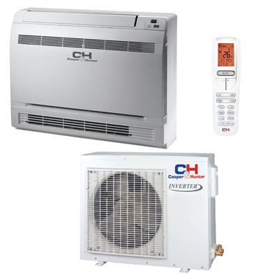 Кондиционер C&H CH-S09FVX (Wi-Fi) 1