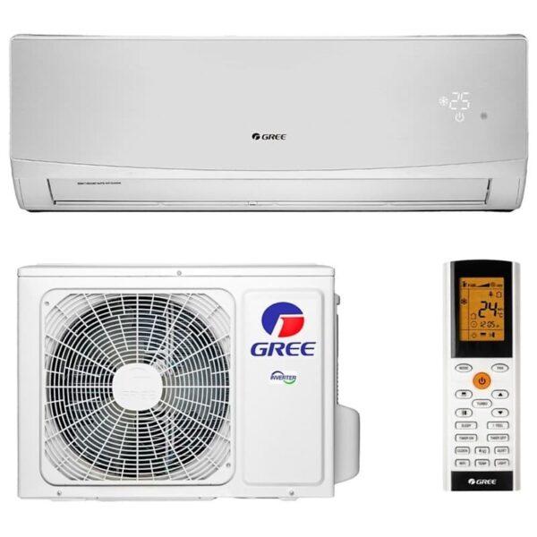 Кондиционер Gree GWH24QE-K6DND2E панель White/Golden/Silver (Wi-Fi) 5