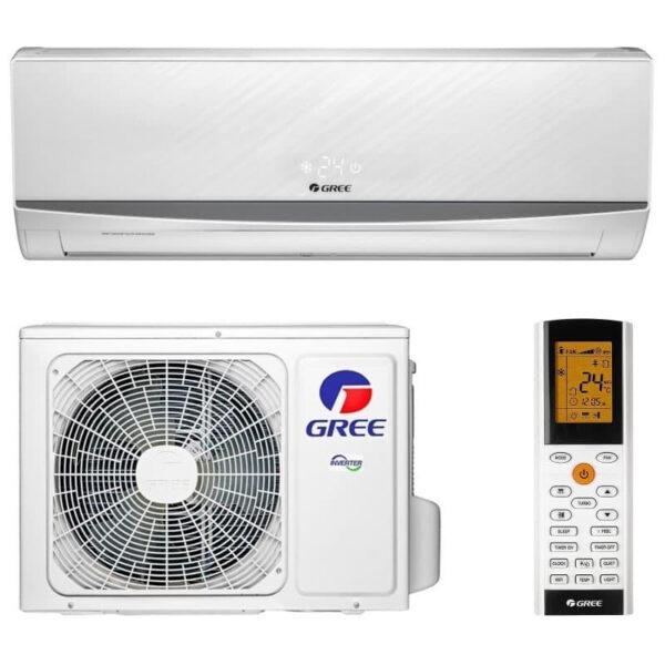 Кондиционер Gree GWH24QE-K6DND2E панель White/Golden/Silver (Wi-Fi) 1